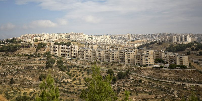 Jerusalem - view of the city